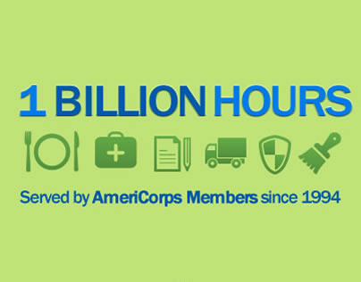 AmeriCorps Facebook Badge