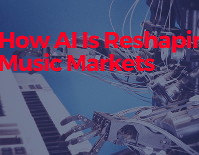 How AI Is Reshaping Music Markets