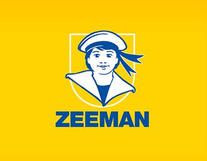 Zeeman rebranding - identity