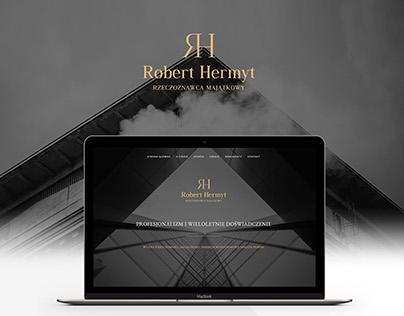 Robert Hermyt - Rzeczoznawca Majątkowy