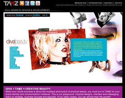 TAMZ divabeauty email