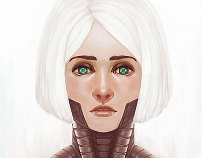RoboGirl Cover