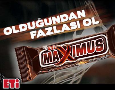 Eti Maximus Advertise