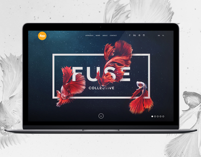 Fuse Collective Website