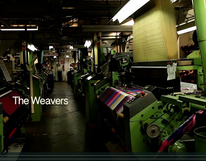 The Weavers- Oldest silk factory in UK