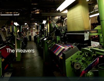 The Weavers- Oldest silk factory in UK