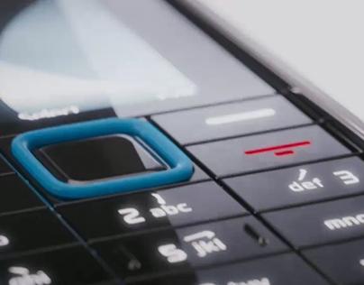 Nokia Phone Animation