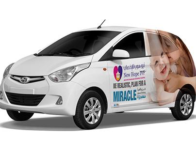 NHH - Car Branding