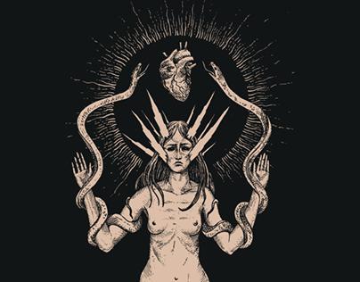 Worship (art prints set)