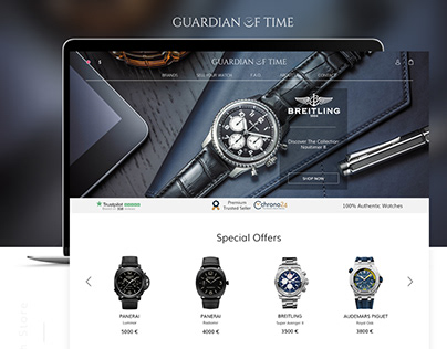 Watch Store Guardian Of Time