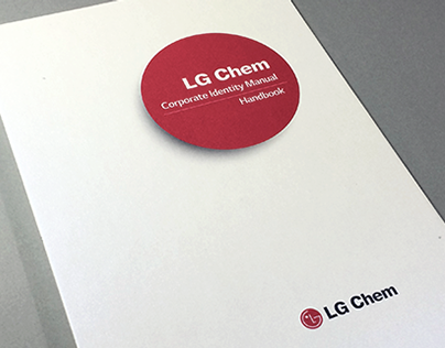 LG Chem Corporate Identity Manual Handbook