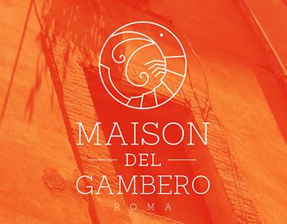 Maison del Gambero | Branding