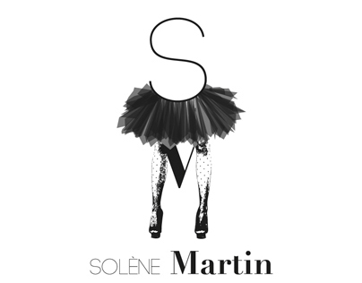 SOLENE MARTIN logo