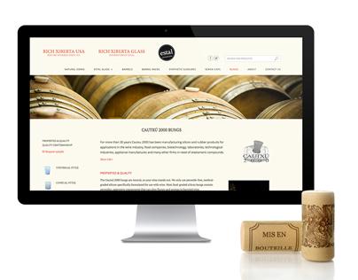 Xiberta Website