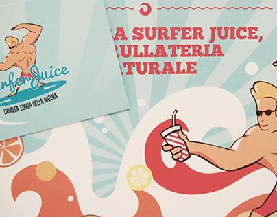 SurferJuice // Corporate Identity