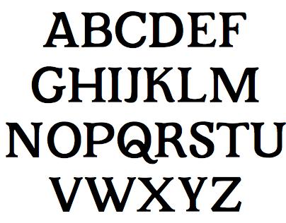 Black & Blonde Typeface