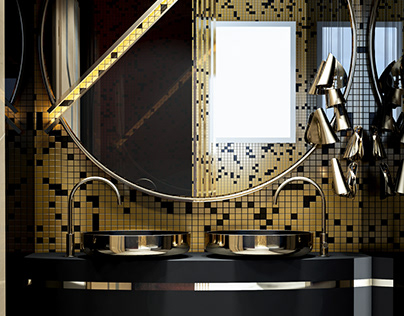 THE SUMMER HOUSE - Master Bathroom
