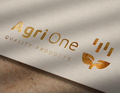 Agri One logo