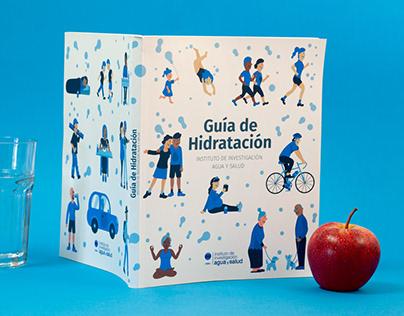 Water book - Guía de Hidratación