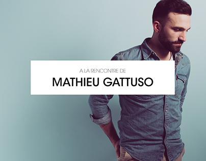 A la rencontre de Mathieu Gattuso