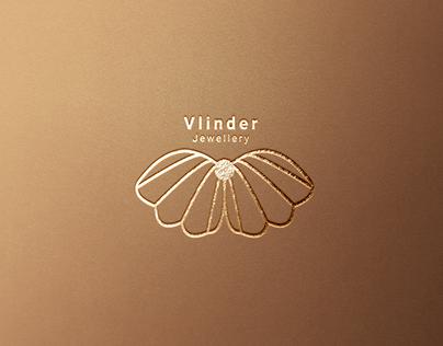 Vlinder Jewellery   Logo Design & Branding