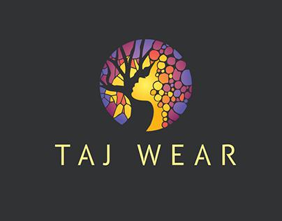 Taj Wear Logo