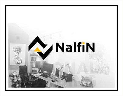 N - Nalfin - Personal Brand Identity #DesainBrandingKu