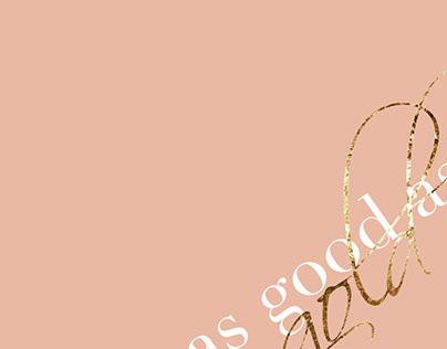 As Good As Gold / Logo