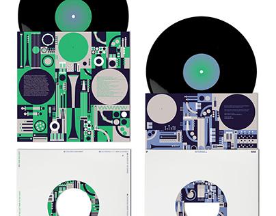 Ritornell Album Design