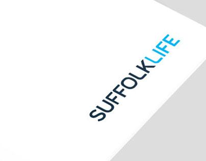 Suffolk Life rebrand