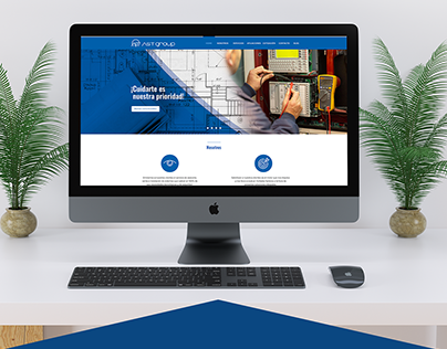 AST Group Web Design