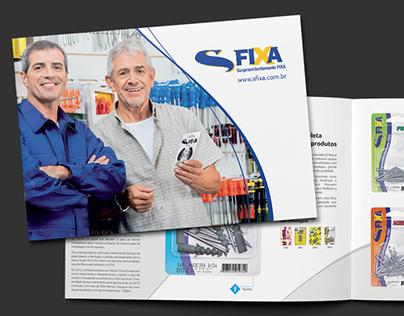 S Fixa || Digital Mockup and Folder