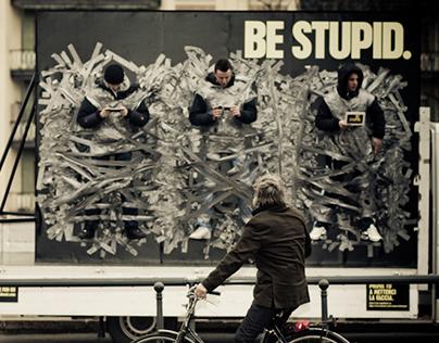 Be Stupid - Diesel