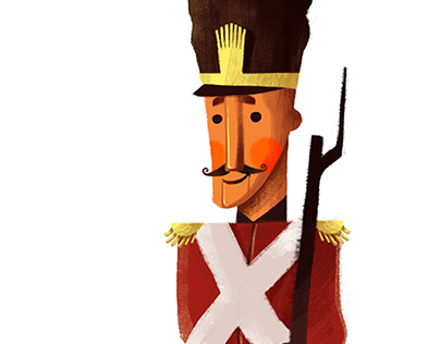 The Steadfast Tin Soldier / Pop up Book