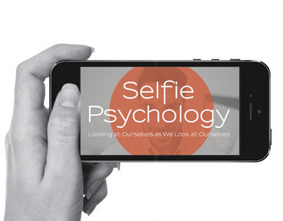 Selfie Psychology Infographic