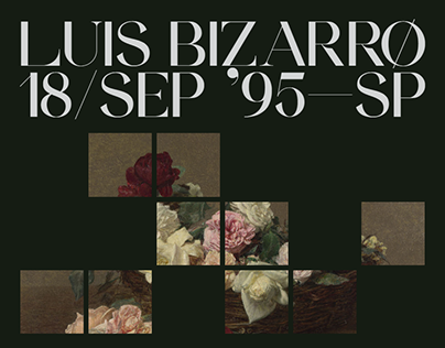 BIZARRØ ― Personal Portfolio Website