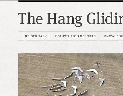 Hang Gliding Insider