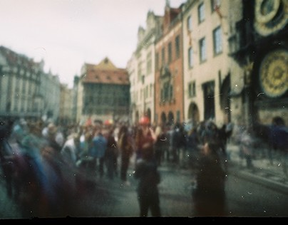 Prague I (Pinhole Camera)