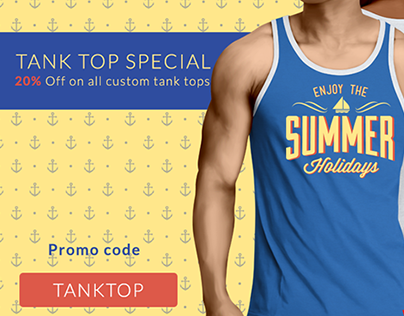Tank top - Special on Wordans