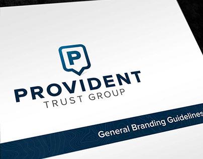 Provident Trust Group Branding Guidelines