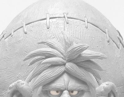 Sculptures - for Uli Meyer Studios