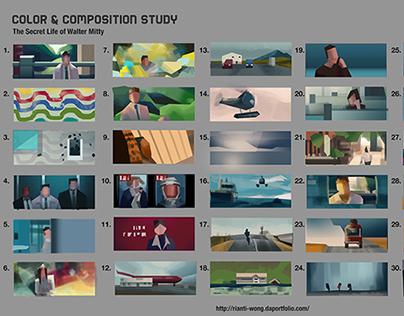 Movie/ PV Color Study
