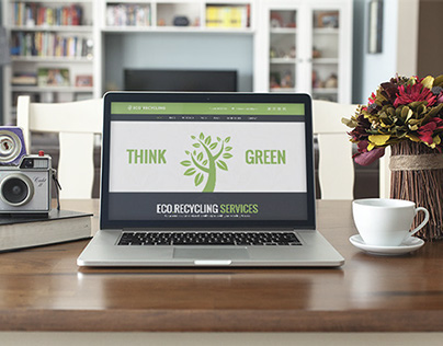 Eco Recycling Wordpress Theme