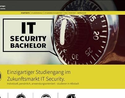 Screendesign / Programming - AlbSig-University
