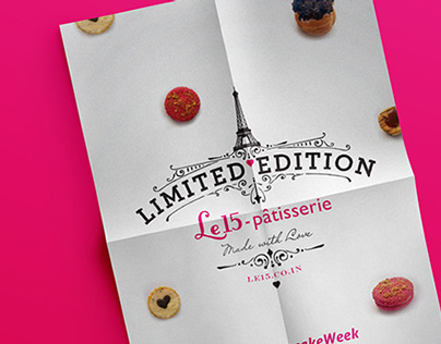 Le15 Pâtisserie, Limited Edition