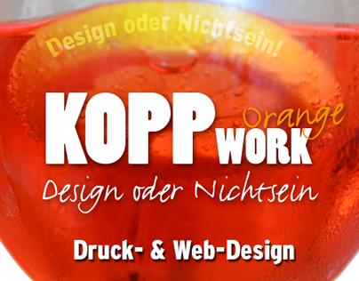 KoppWork Orange - Facebook-Werbung