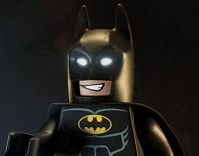 Lego Batman - School Project