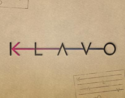 KLAVO - BRAND IDENTITY