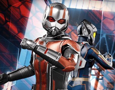 Ant-man and the Wasp Figure Showcase