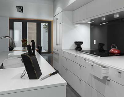 3D Reproduction of LG House